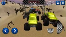 """Rally Extreme Offroad Racing - 4x4 SUV Driver """"Desert LV 3 4"""" Android Gameplay FHD #5"""