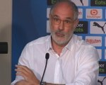 "Transferts - Zubizarreta : ""Même le Real Madrid recrute au poste d'avant-centre"""
