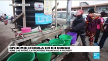 Ebola en RDC : La frontière rwandaise à rouvert