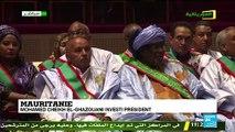Passage de relais entre deux présidents élus en Mauritanie, une première historique