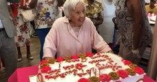 Une femme de 107 ans dévoile son secret de longévité : « Je ne me suis jamais mariée ! »