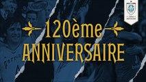 Le clip du 120e anniversaire de l'OM