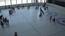 Actus : ouverture de la nouvelle patinoire - 01 Août 2019
