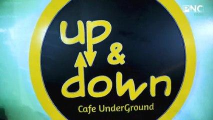 هتروح فين مع خالد زيدان  جولة مختلفة في Up & Down Cafe UnderGround