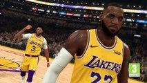 NBA 2K20 - Bande-annonce de gameplay