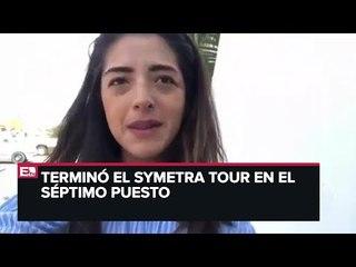 Ingrid Gutiérrez consigue su primer Top Ten