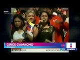"""""""¡Viva Maduro, viva México!"""", exclama diputada del PT en Venezuela   Noticias con Yuriria Sierra"""