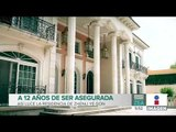 Esta es la casa asegurada al empresario Zhenli Ye Gon que será subastada    Francisco Zea