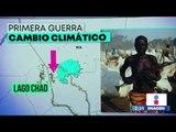 Esta podría ser la primera guerra del cambio climático | Noticias con Yuriria Sierra