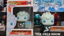 Gotenks Super Ghost Kamikaze Attack SDCC Funko pop Dragonball Z  Detailed Unboxing Vinyl  Figure Review