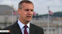 Corey Lewandowski Reportedly Considering Senate Run