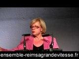 Catherine Vautrin & Jean-Marie Beaupuy: Projet pour Reims