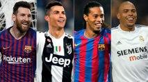 Revista elenca os 25 melhores jogadores dos últimos 25 anos