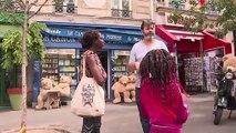 Osos de peluche gigantes en pleno París