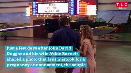 John David Duggar and Wife Abbie Burnett Expecting Their First Child
