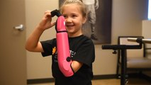 Born Without An Arm, This Prosthetic Is Changing Everything