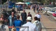 Falaises d'Étretat : le tourisme pèse sur l'environnement