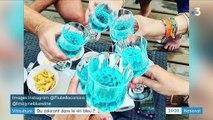 Viticulture : du colorant dans le vin bleu