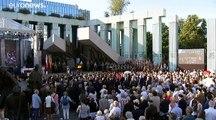 """""""Ich schäme mich"""": Maas gedenkt der Opfer des Warschauer Aufstands"""
