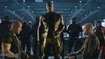 'Hobbs & Shaw' to Pass $60M at U.S. Box Office | THR News