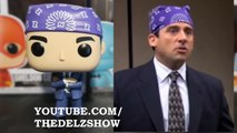 Prison Mike The Office  Funko Pop Hot Topic Exclusive Unboxing Review