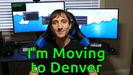 NOTS Network Update - I'm Moving to Denver