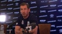 Jan Siewert on new season for Huddersfield Town