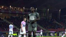 10/01/15 : Paul-Georges Ntep (66') : Evian TG - Rennes (1-1)