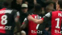 21/02/15 : Paul-Georges Ntep (11') : Rennes - Bordeaux (1-1)