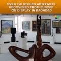 Iraq's Stolen Artefacts