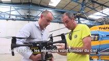 Espagne: des drones pour sanctionner les conducteurs imprudents