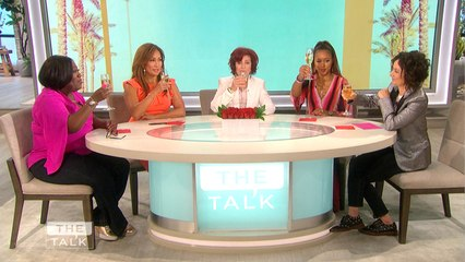 The Talk - Sheryl Underwood, Carrie Ann Inaba, and Eve Say Farewell to Sara Gilbert