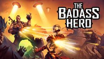 The Badass Hero - Trailer de gameplay