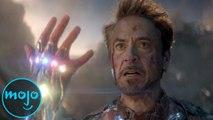 Top 10 Greatest Iron Man MCU Scenes