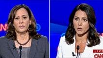 Tulsi Gabbard Brutally Destroys Kamala Harris in Democratic Debate