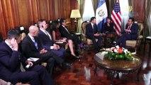 EEUU busca acuerdos migratorios con Centroamérica, tras pacto con Guatemala