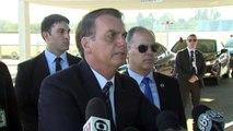Bolsonaro confirma mal-estar