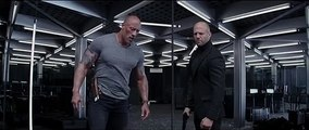 Fast and Furious Hobbs and Shaw Movie Clip - Now or never