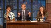 Jokes Seth Can't Tell: Toy Story 4, Megan Rapinoe's Memoir