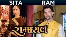 Hrithik Roshan & Deepika Padukone In RAMAYAN | Nitesh Tiwari DREAM Project