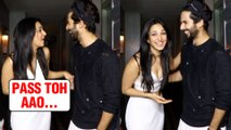 Kiara Advani CAUGHT FLIRTING With Shahid Kapoor In Public | Kiara Advani Birthday Bash 2019