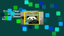 Pandas (National Geographic Readers) (National Geographic Readers) (National Geographic Kids
