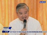 CBCP ready to take fight vs. RH law, divorce bill to SC