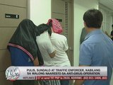 Cop, soldier among 8 nabbed in Makati drug bust