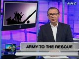 Teditorial: Army to the rescue