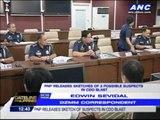 PNP releases sketches of CDO blast suspects