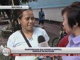 Fickle Manila bus scheme causes confusion