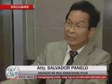 'Cop was forced to testify vs Calabarzon PNP'