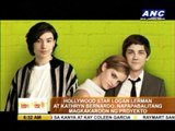 'Percy Jackson' star speaks on 'project' with Kathryn