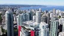 Stunning Luxury Penthouse with Panoramic Views of Vancouver